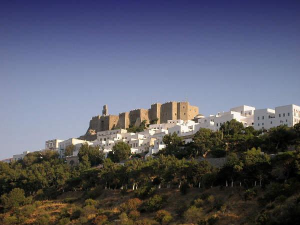 Chora, Patmos, Grecia