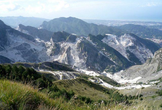 Monte Sagro Apuane